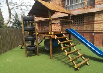 Kids Play Area in Durban North