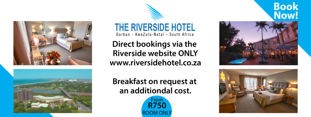Durban Hotel R750 accommodation special