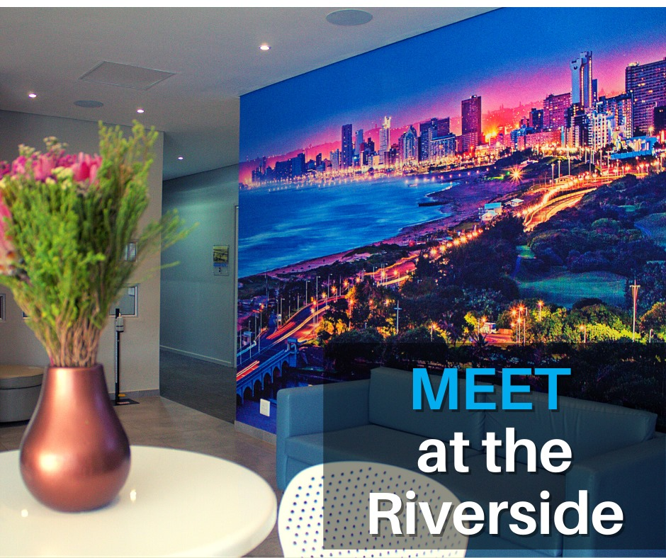 Meet at the RIverside Hotel